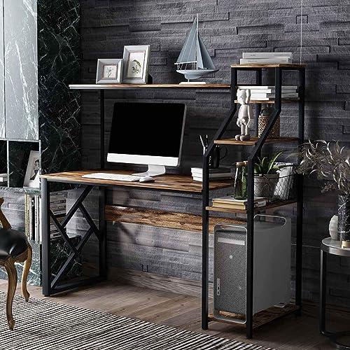 L-59'' Home Office Computer Desk Review