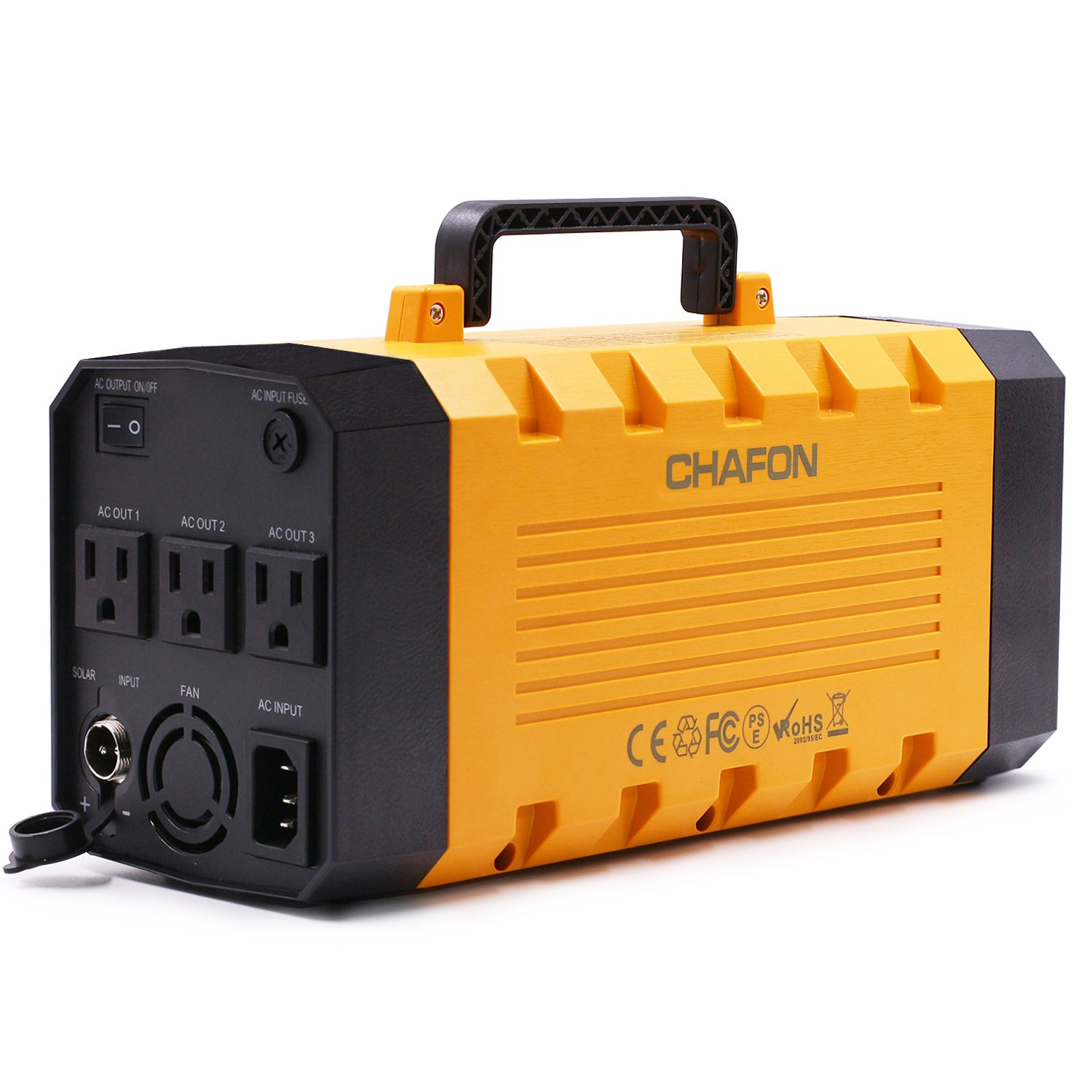 Amazon upgraded portable generator 288wh ups battery backup amazon upgraded portable generator 288wh ups battery backup rechargeable power source with 500 watt ac outlet inverter usb dc 12v outputs for buycottarizona Image collections