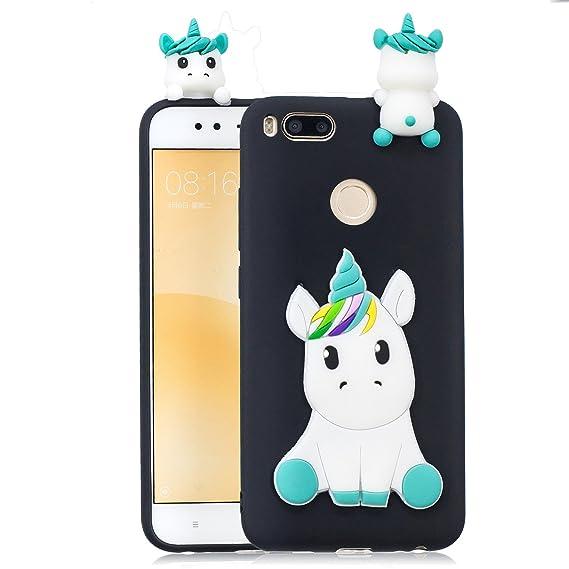 Amazon.com: Xiaomi Mi A1 Case, Xiaomi Mi 5X Case, Mi A1 Cute ...