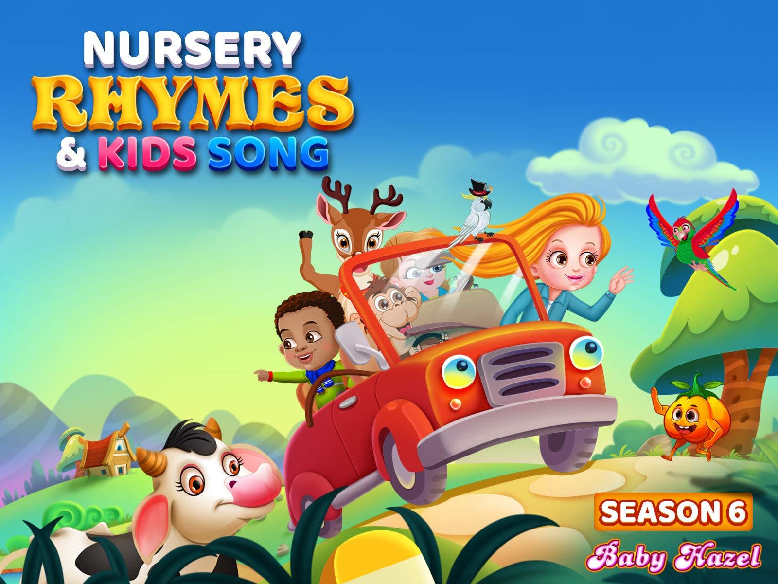 Baby Hazel Nursery Rhymes and Kids Songs - Season 6