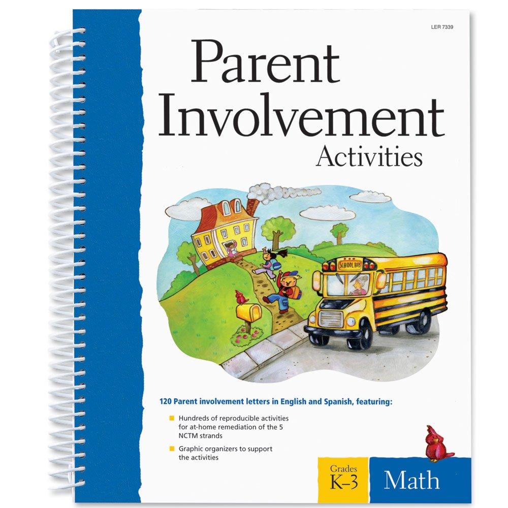 Download Learning Resources Parent Involvement Activities: Math, Grades K-3 (LER1883) ebook