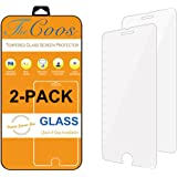 TheCoos [2-Pack] iPhone 6 6s Screen Protector, Tempered Glass Screen Protector For Apple iPhone 6s iPhone 6