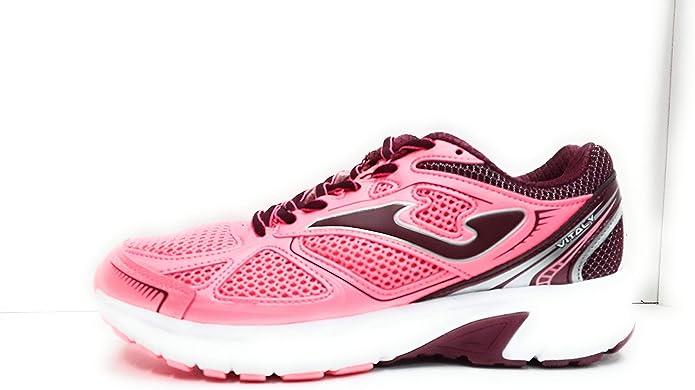 Zapatillas Deportivas para Mujer Joma Vitaly Lady 910 Rosa - Color - Rosa, Talla - 37: Amazon.es: Zapatos y complementos
