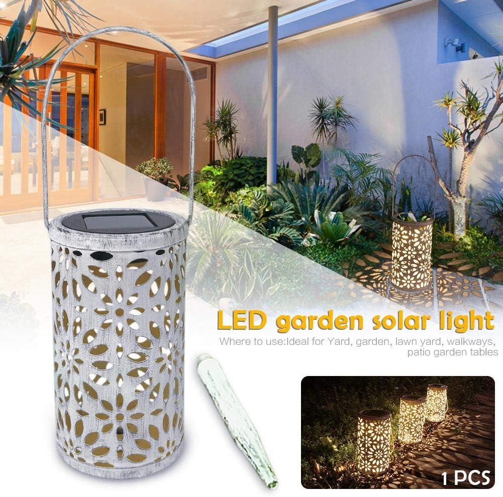 Motto.h - Farol Solar LED para jardín Solar Exterior, Farol ...
