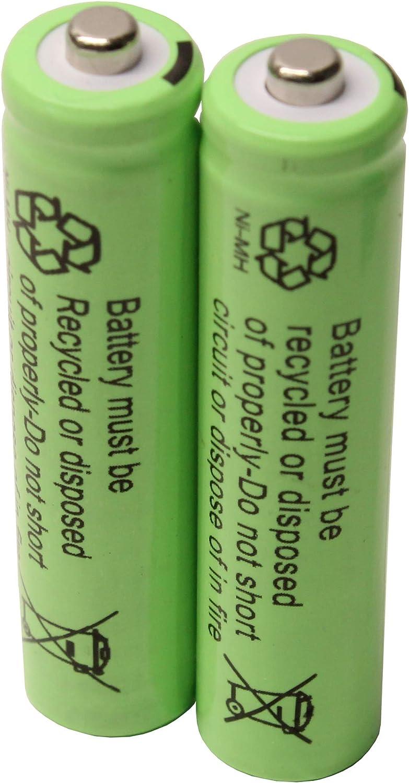 2 pilas recargables BK-40AAABU AAA 1.2V Ni-MH N4DHYYY00014