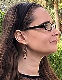 Calabria 8034 Designer Reading Glasses in Tortoise