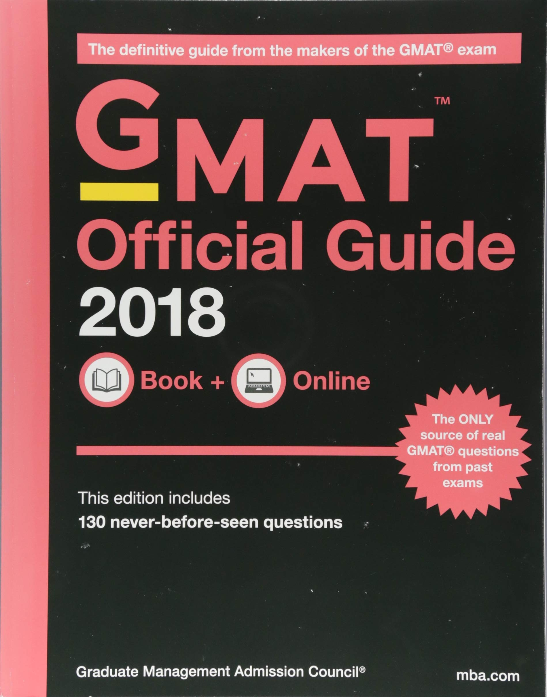 GMAT Official Guide 2018: Book + Online: Amazon co uk: GMAC