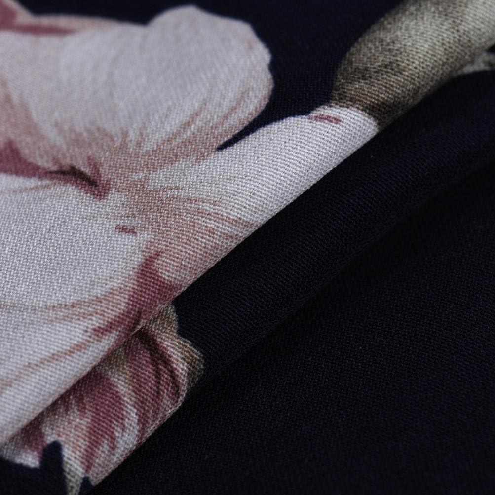 Strap Backless V-Neck Floral Printed Summer Romper Jumpsuit Howstar Womens Romper