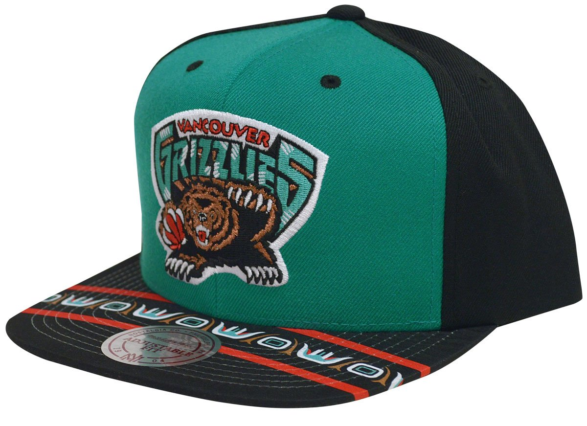 best sneakers ebd46 c21a7 Online Cheap wholesale Vancouver Grizzlies Mitchell   Ness Colorblocked  Sublimated Snapback Hat Baseball Caps Suppliers