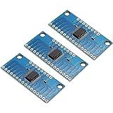 f/ür Arduino CMOS 3 St/ück HiLetgo CD74HC4067/16-Kanal-Digital-Analog-Multiplexer-Breakout-Modul