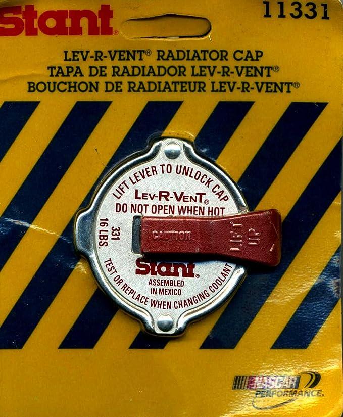 18 PSI Stant 10334 Lev-R-Vent Radiator Cap