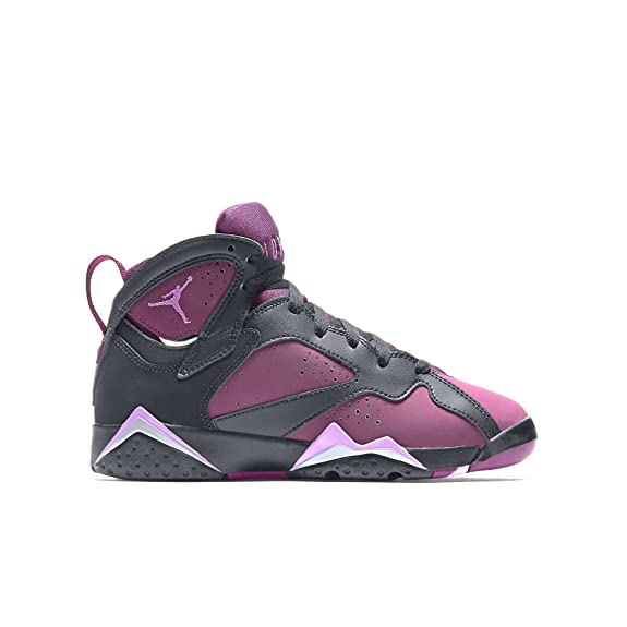buy popular 51c97 a61ff ... official nike air jordan 7 retro gg zapatillas de running para mujer  negro rosa rojo gris