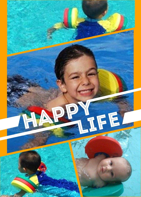 6 pcs//Set Makone Kids Arm Float Discs Swim Arm Brand Set Swimming Armbands for Pool