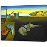 SALVADOR DALI The Persistence of Memory CANVAS PRINT Wall Decor Art Painting On P019, 4