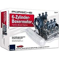 Franzis Porsche 6-Zylinder-Boxermotor - Flat-Six Boxer Engine: Bauen
