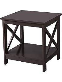 SONGMICS X Design Sofa End Table ...