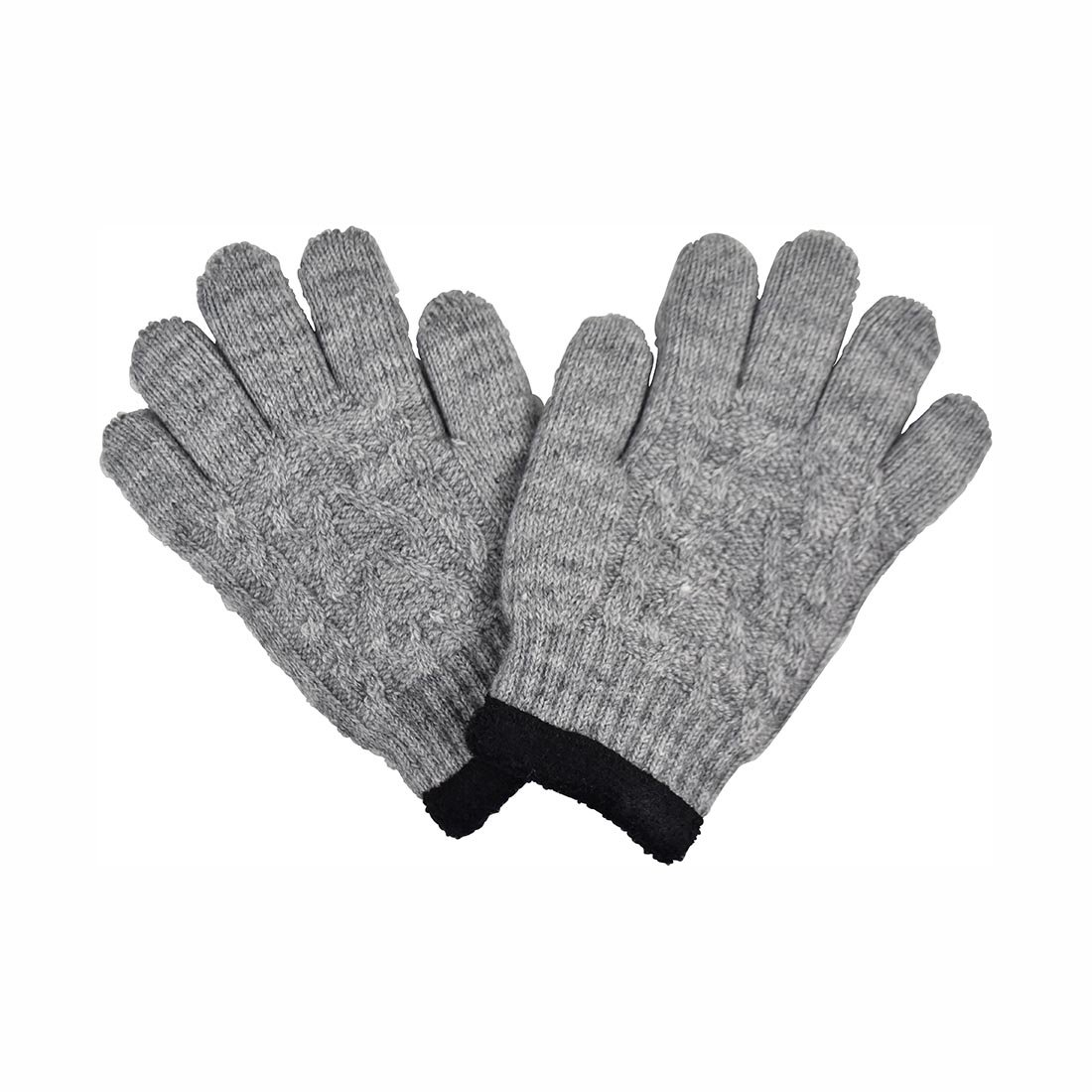 Small Waterproof Knit Glove - Black MTGLS036BK