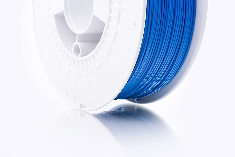 print-Me  Filament f/ür 3D drucker EcoLine PLA 1.75 mm 1 kg Anthracite Black