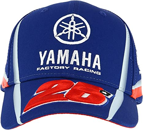 Maverick Vinales 25 Moto GP Yamaha Factory Racing Baseball Gorra ...