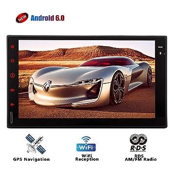 EINCAR Estéreo GPS Doble DIN Car Android Radio de Coche ...