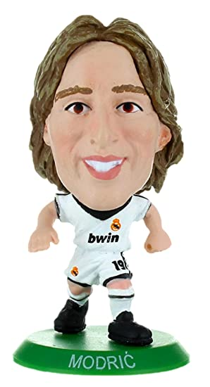 Figura Estrellas del f/útbol Cristiano Ronaldo Real Madrid C.F IMPS