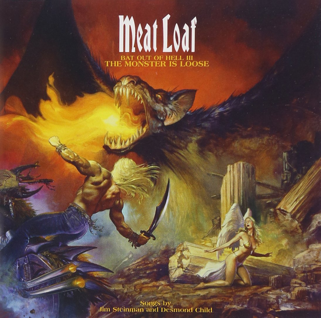 Bat Out of Hell III - Meat Loaf: Amazon.de: Musik