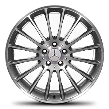Original Mercedes 19 inch Rims V Class Vito Viano W639 Rims A6394014002: Amazon.co.uk: Car & Motorbike