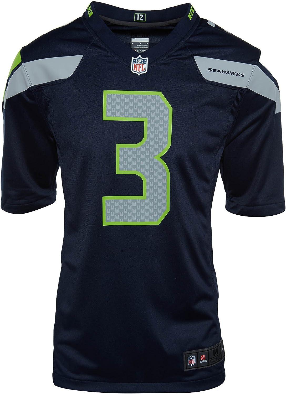 Nike Seattle Seahawks Russell Wilson Jersey - Sport Central Offers ...