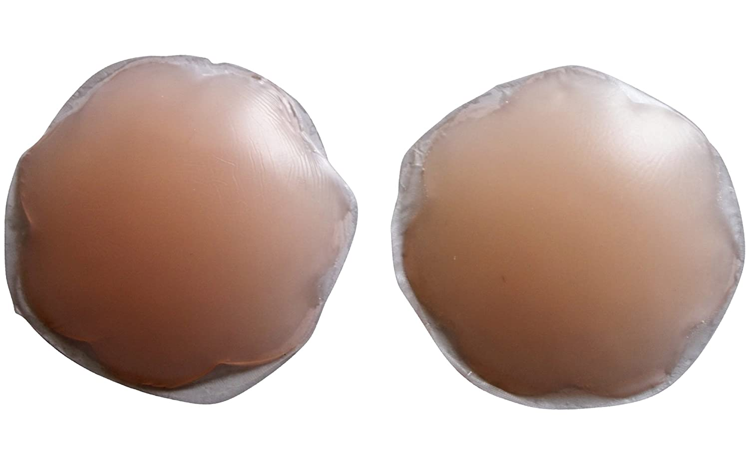 2d35ee4c26f3d Amazon.com  Flirtzy Reusable Self Adhesive Silicone Nipple Cover  Clothing