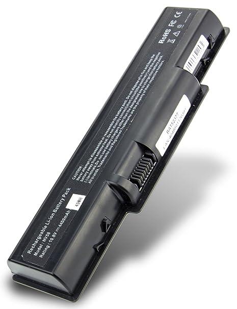 Classic – Batería de repuesto para ordenador portátil Packard Bell EasyNote TJ75 (4400 mAh/