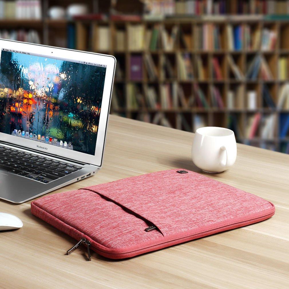 15.6 Acer Swift 3//15.6 dell Latitude 5590 NIDOO 15,6 Pollici Laptop Sleeve Case Protezione Borsa per 15.6 Lenovo Yoga Chromebook//ThinkPad T580 L580 E585 P1 Blu 15.6 HP EliteBook 755 G5