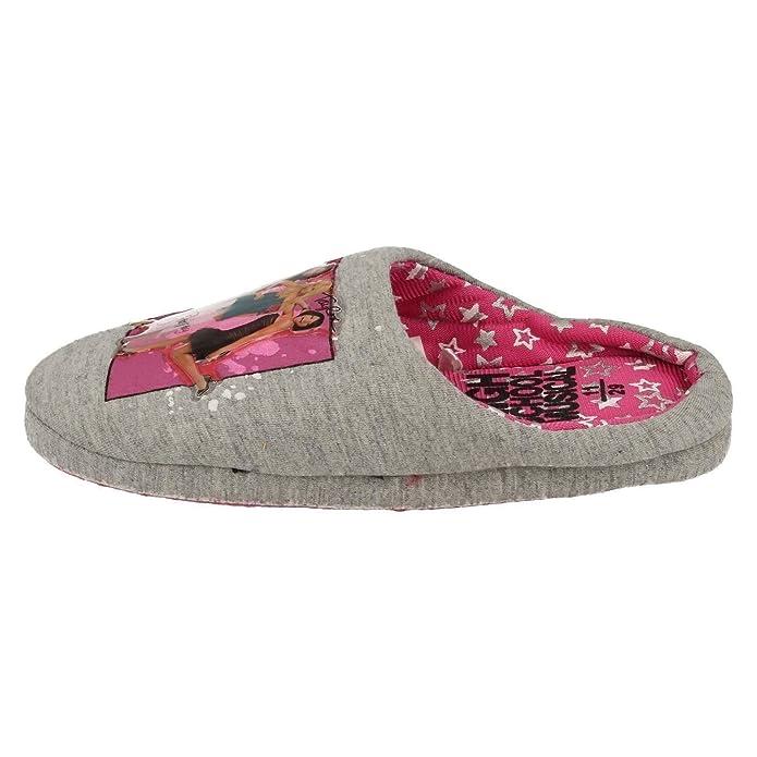 Girls Spot On High School Musical Slipper Mules - Girl Power: Amazon.co.uk:  Shoes & Bags