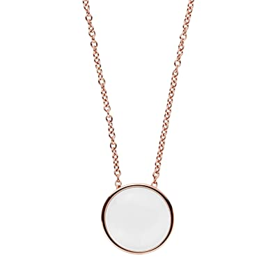 Skagen Women's Rose Gold Necklace SKJ0997791 cdiBdV8C1n