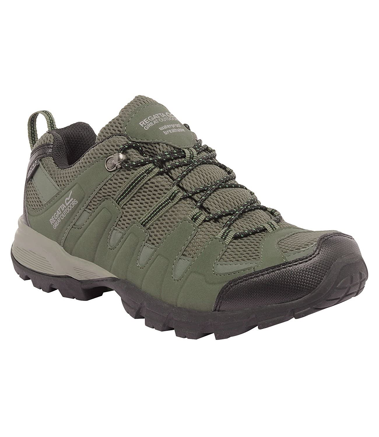 Regatta Men's Garsdale Low Trail & Travel Walking Shoes