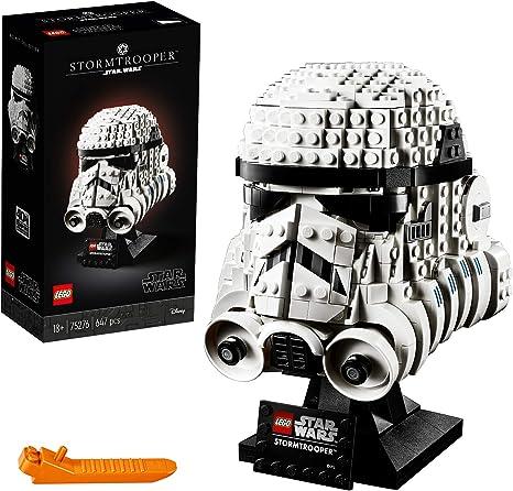LEGO75276StarWarsCascodeSoldadodeAsaltoSetdeConstrucciónparaAdultosModelodeColeccionista