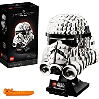 LEGO Star Wars Stormtrooper Helmet 75276 Building Kit, Cool Star Wars Collectible for Adults