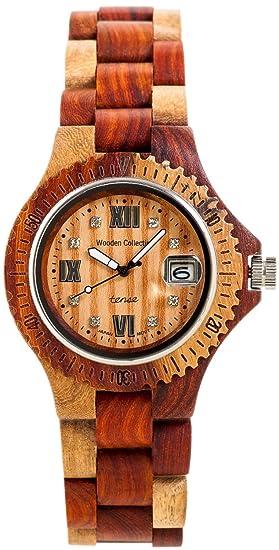 Tense Wood Watches G4100I - Reloj