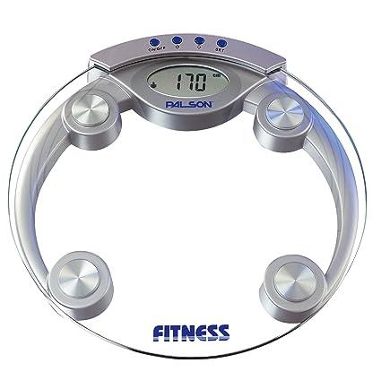 Palson Fitness 30490 - Básculas de baño