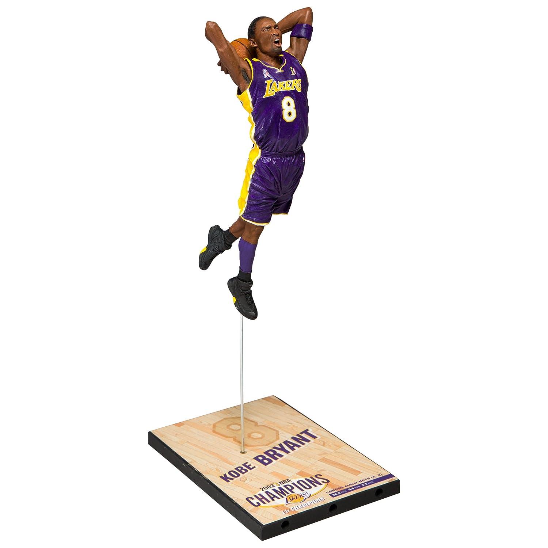 McFarlane NBA KOBE BRYANT #8 - Los Angeles Lakers Championship Series 2002 Figur Mcfarlane Toys 76793-3