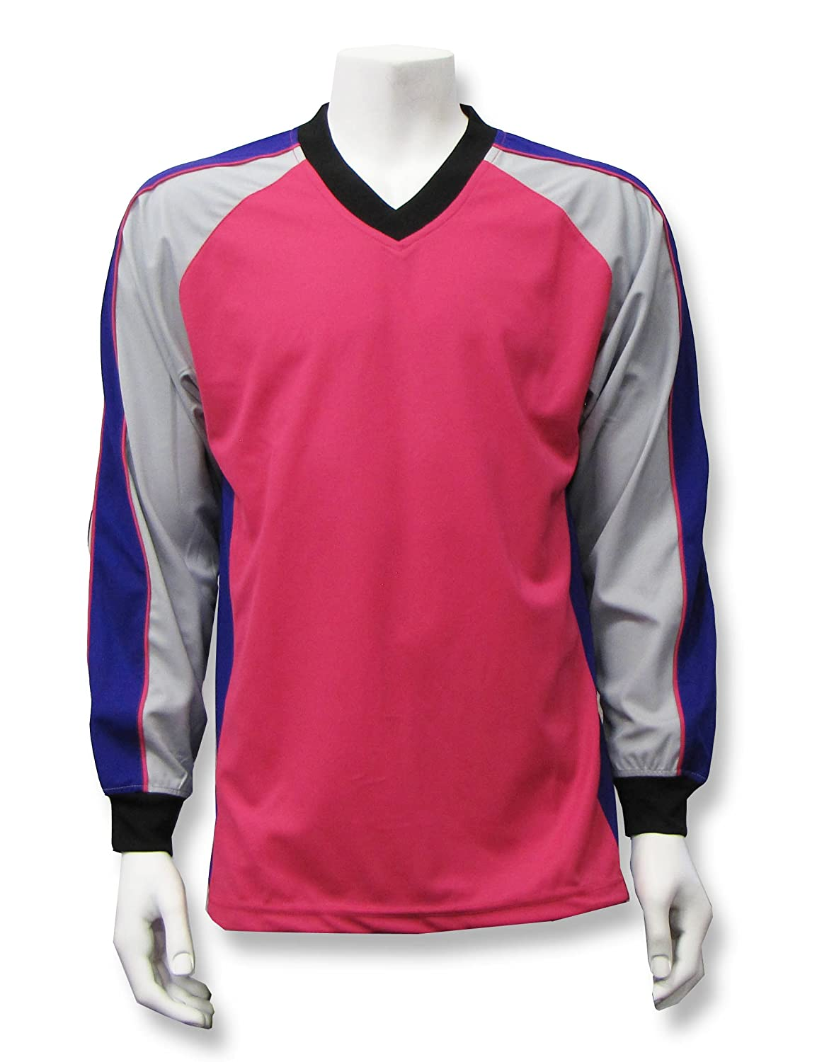 5200f0a05 Amazon.com  Victory long-sleeve soccer goalie jersey customized with your  name and number  Clothing