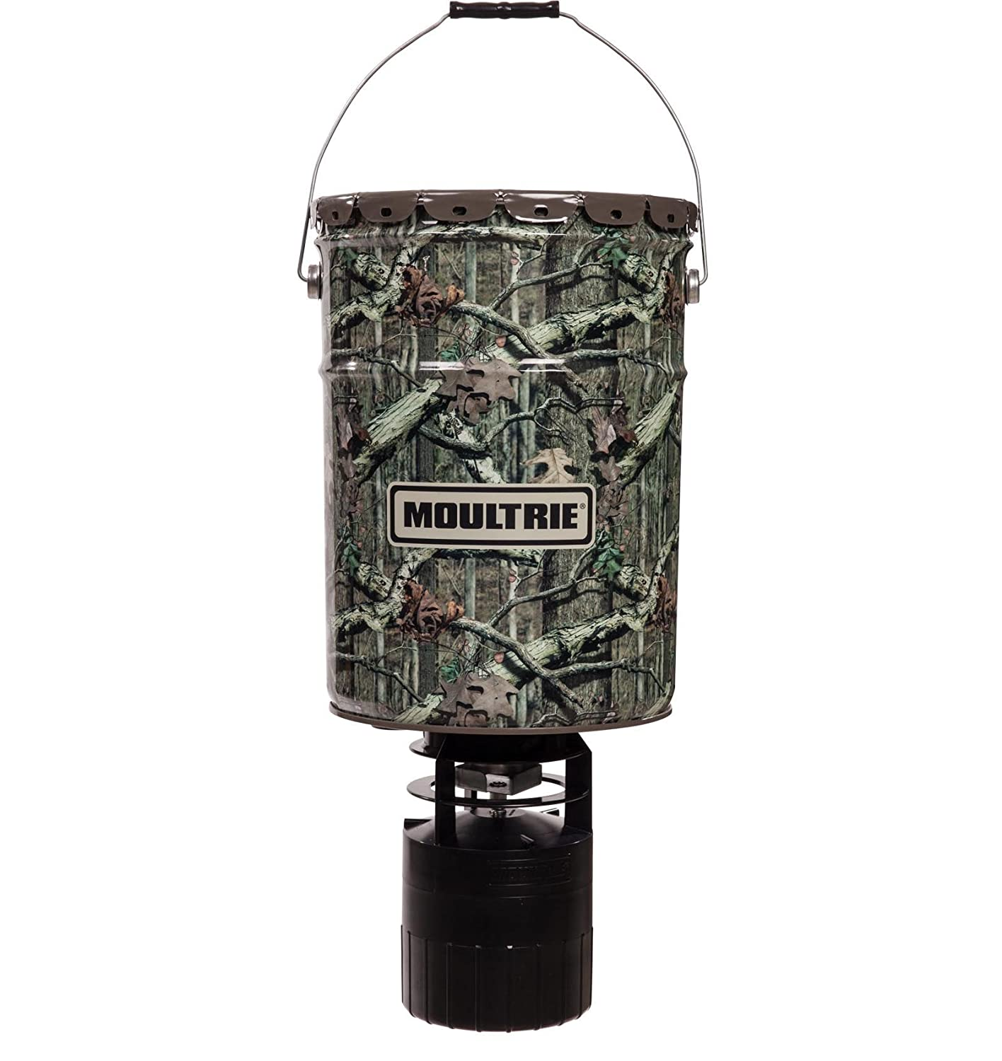 moultrie pro hunter 6.5-gallon. hanging feeder