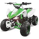"Speedy 125cc RG7 Quad 7"" Automatik + RG Atv Bike Midi Kinderquad"