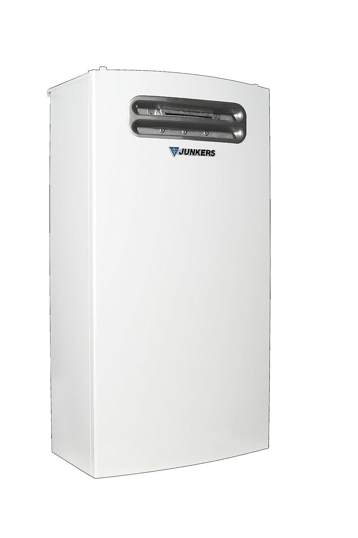 Junkers WTD 15 AM E O Vertical Sin depósito (instantánea) Sistema de calentador único Color blanco - Hervidor de agua (Vertical, Sin depósito (instantánea), ...