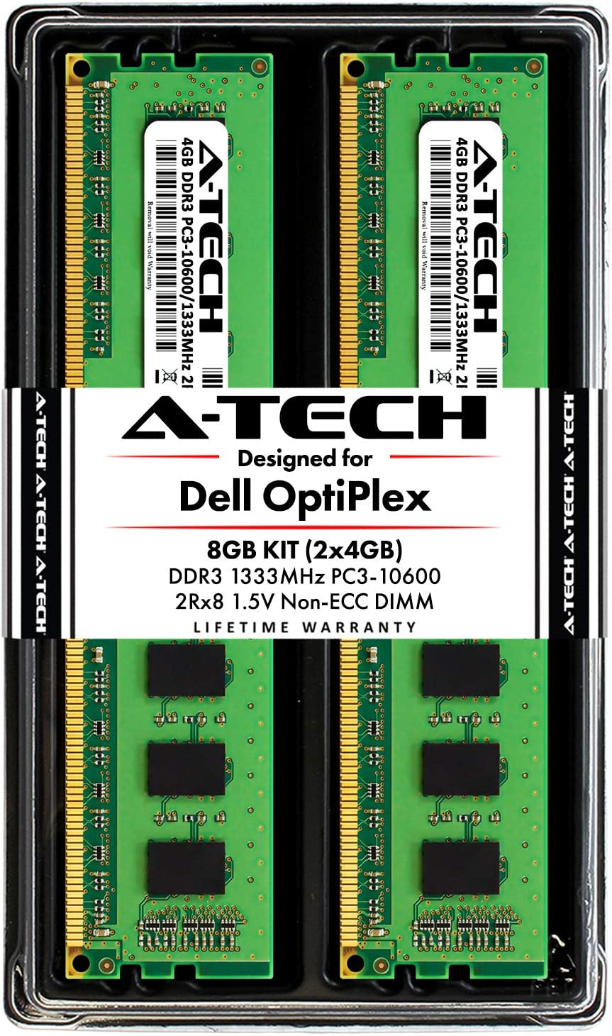 Desktop 4GB RAM Memory Upgrade for Dell Optiplex 990 DDR3-1333MHz 240-pin DIMM