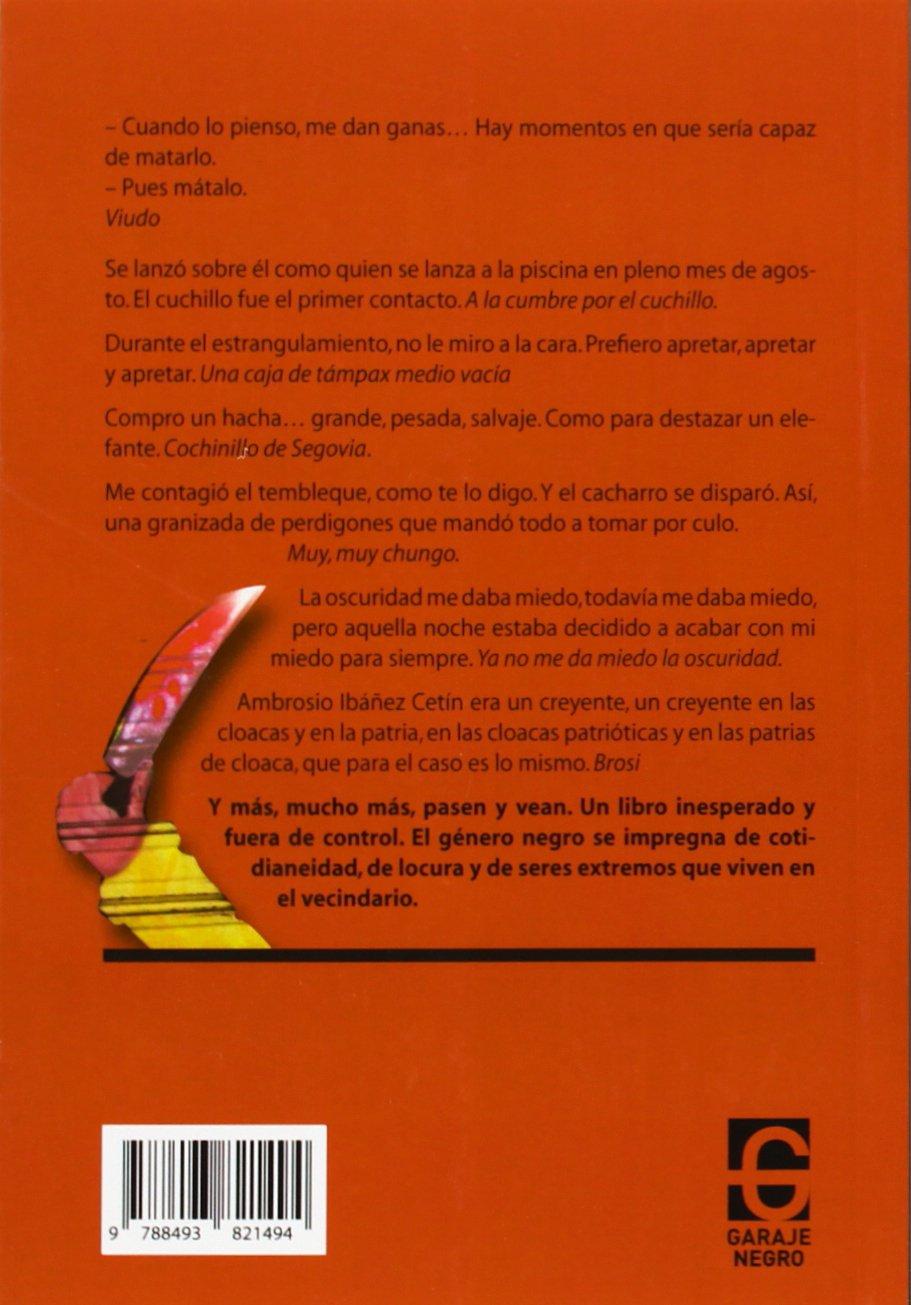 PAREJAS SANGRIENTAS Y OTRAS HISTORIAS AUN PEORES: MANUEL ...