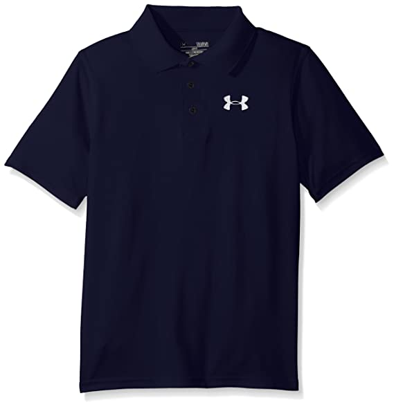 b47b64319 Amazon.com   Under Armour Boys  Match Play Polo   Clothing