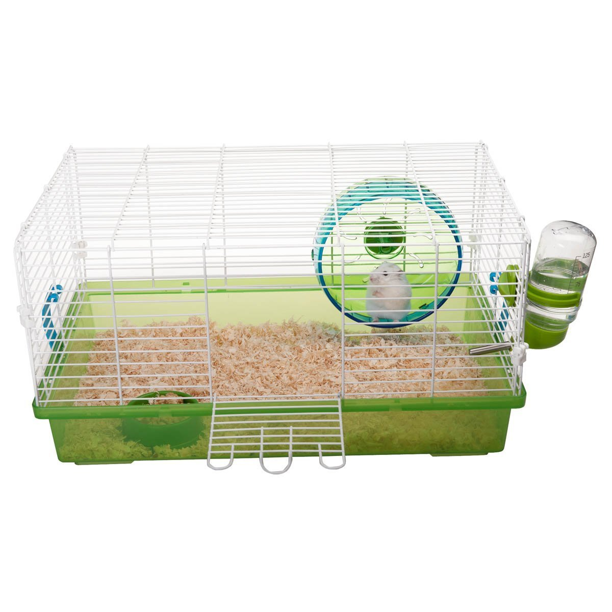 Favorite Small Animal Habitat Hamster Deluxe Pet Cage by Favorite (Image #8)
