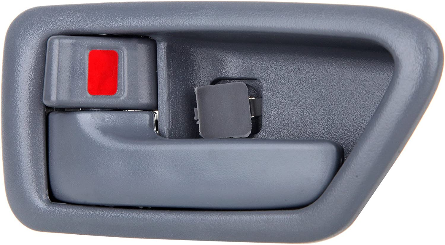 SCITOO Door Handles Exterior Interior Driver Passenger Side Replacement fit for 1992-1996 for Toyota Camry 6pcs