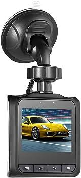 NEXGADGET Dash Cam Full HD 1080P w/Sony Sensor Dashboard Camera