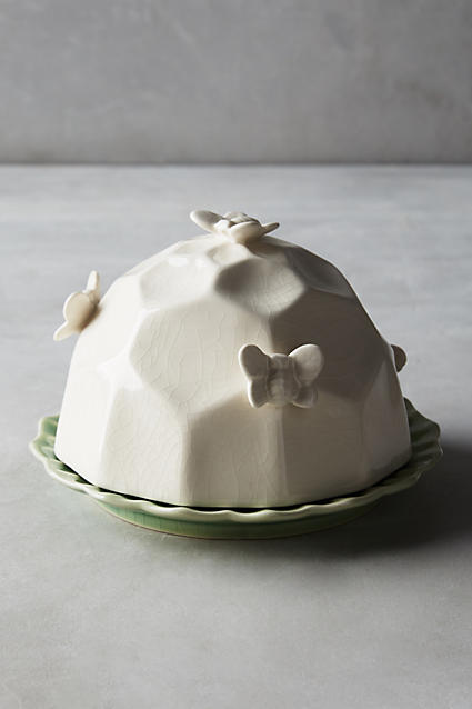 Honeybee Butter Dish - anthropologie.c​om